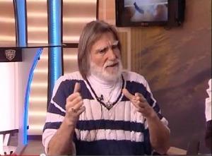 Георги Изворски обяснява, че пентаграмът е новият християнски символ