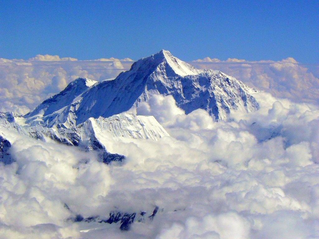 """Хималаи – мистичен и магически """"дом от сняг"""""""