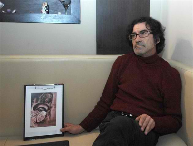 Български художник свидетелства за извънземните след 20 години мълчание