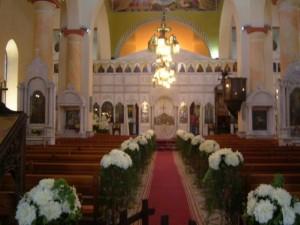 Християните в Близкия Изток са мишена на джихадистите, но и русите и украински граждани - Църква в Баб Тума, Дамаск 2009 г.