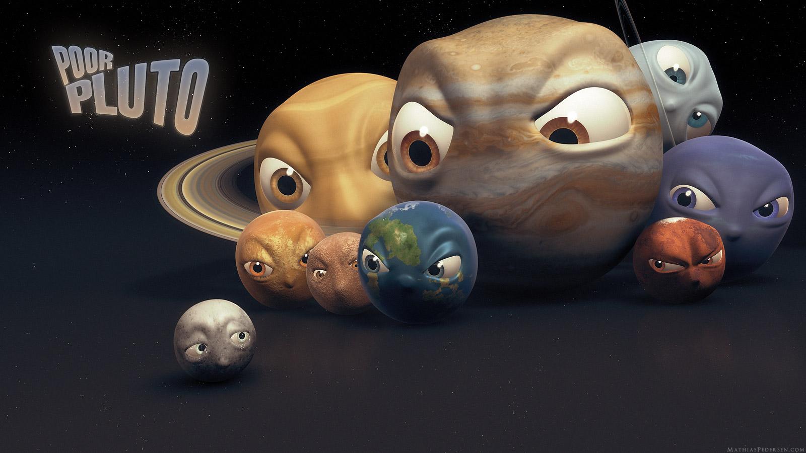 Какви са капаните на Плутон според астрологията