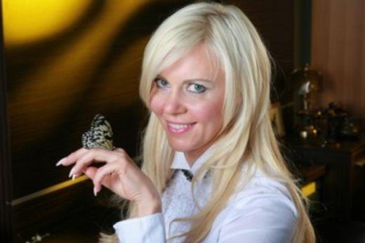Блондинка разгадава миналото ни прераждане