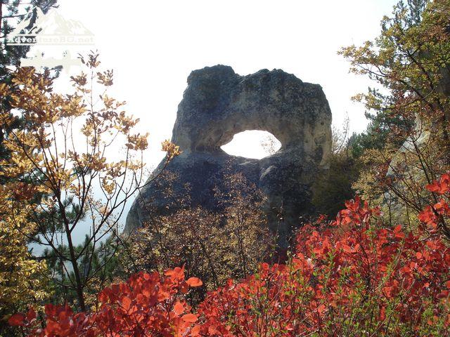 Магията на скалните светилища в Шуменско плато