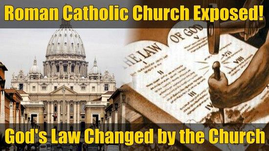 Католиците са променили 10-та Божии заповеди в своя катехизис