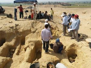 Откриха древно гробище в Египет с 1 млн. мумии