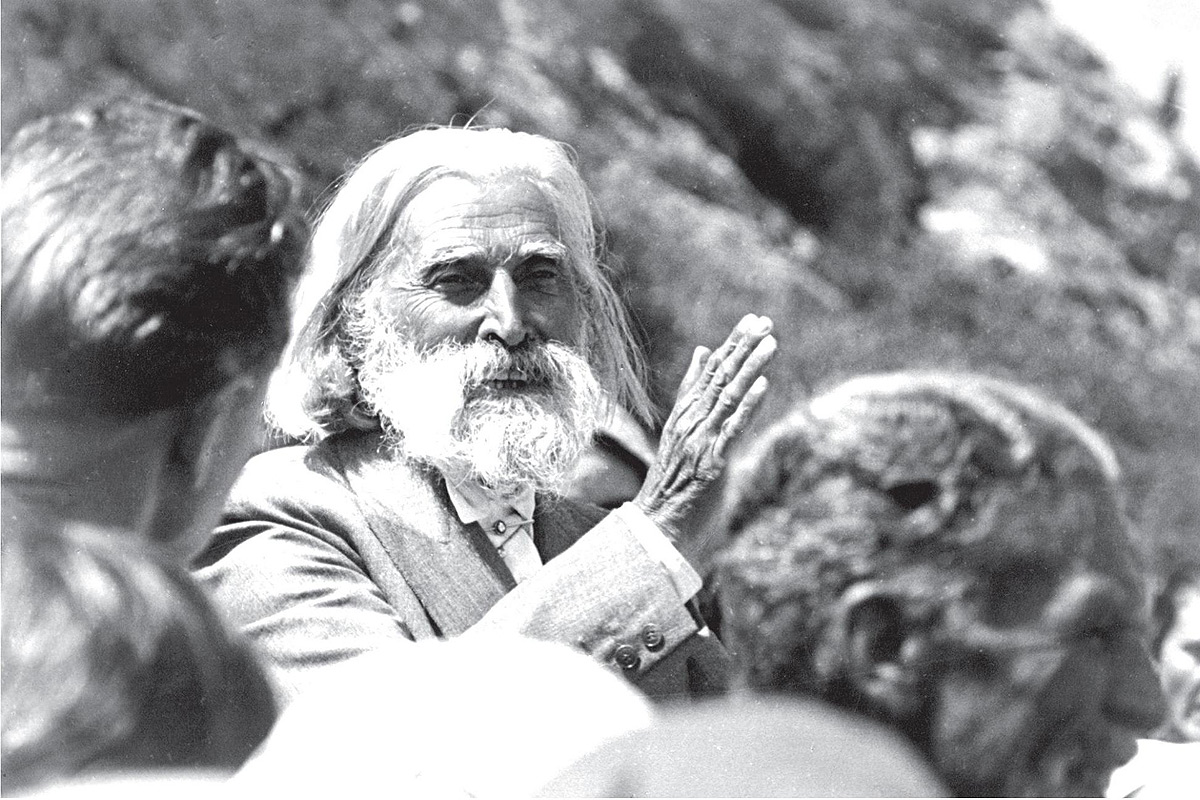 Петър Дънов вярвал, че в него се е вселил Христос