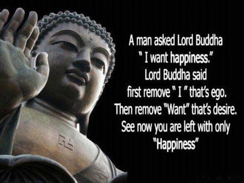 Искате да сте щастливи? Следвайте съветите на Буда