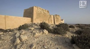 Храм Тапосирис Магна, намиращ в местността на разкопките, където е открита изумителна находка в Египет – некропол