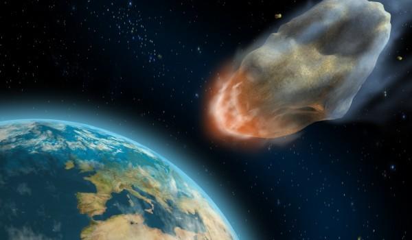 Метеоритът над Челябинск доказва съществуването на извънземни