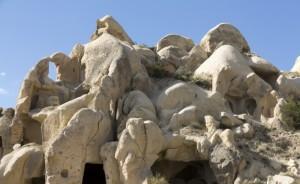 Подземен град с огромни размери е локализиран под крепостта Невшехир