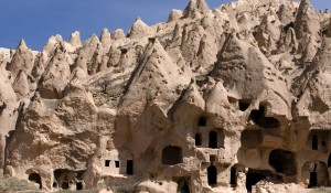 Подземен град открит в Кападокия