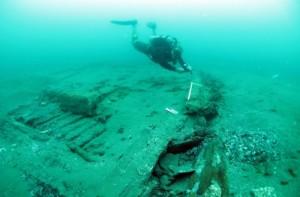 Разкриха тайната на потънал кораб в Карибско море