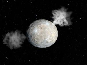 Церера е 8 пъти по-малка от Земята