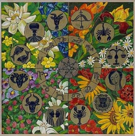 В какво цвете ще разцъфнете според зодията си и какви са вашите предимства и слабости