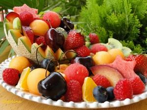 Плодовете са най-подходящи за пречистване на организма