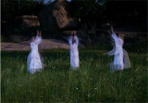 Тайнствените самодиви излизат в нощта преди Еньовден