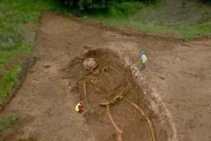 Скелети на гиганти свидетелстват за уникалния произход на човека