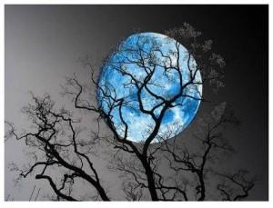 На 31 юли е второто пълнолуние за един месец и ще се насладим на явлението Синя Луна