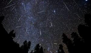 Характерното за Орионоидите е, че са звездопад със среден интензитет