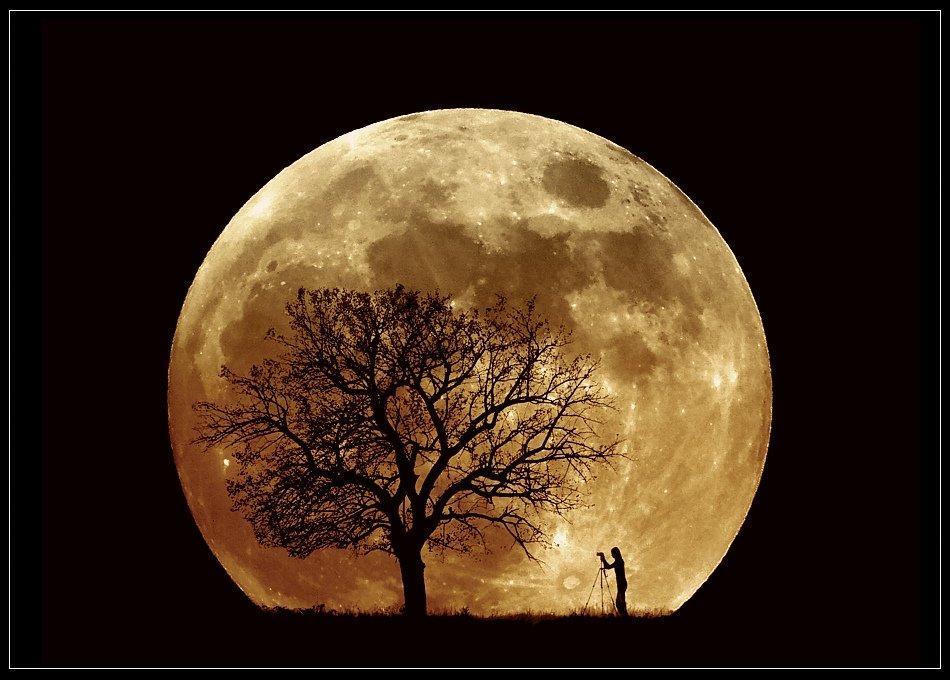 Луната и нейните мистерии (Космически кораб или тайна база на извънземни?)