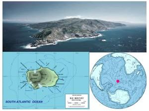 Илюминатите управляват света от остров Буве?