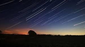 Най-известният метеорен поток са Персеидите