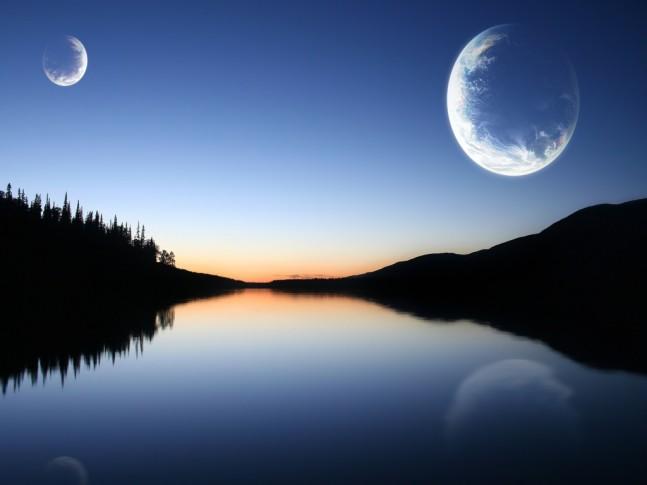 Невероятно! Две Луни изгряват тази нощ!