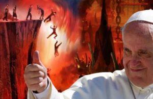 Докъде водят ученията на католиците. И се опитват да причислят истинските християни към терористите и това е вписано в антитеростичните закони.