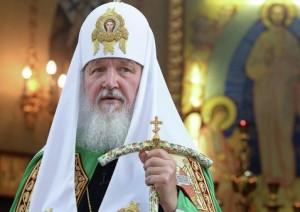 Важно заявление на руския патриарх Кирил