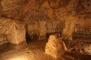 Открити са огромни подземни гробници в Тиерадентро