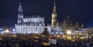 17 хил. на протест в Германия срещу ислямизацията на Европа
