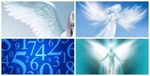 Ангелски числа, числата на ангелите