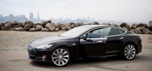 автомобилът Тесла S