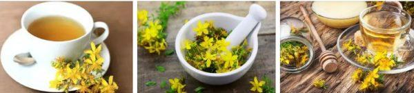 билки за сън жълт кантарион