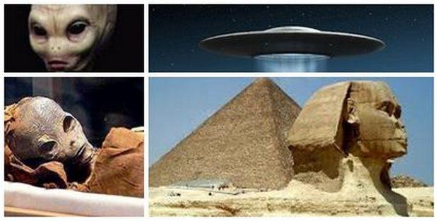 Хеопсовата пирамида е дело на извънземни