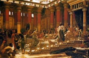 Животът в Содом и Гомор бил лесен и охолен