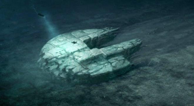 Една необяснима тайнствена подводна структура изумява учените