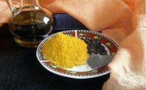 Предотвратете появата на болести със смес от куркума, черен пипер и зехтин.