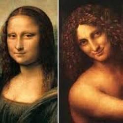Мона Лиза мъж или жена