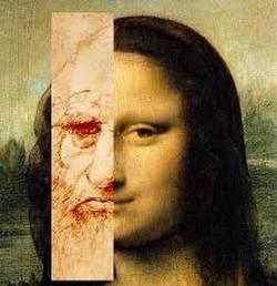 Мона Лиза е Да Винчи