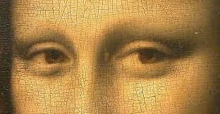 Мона Лиза поглед
