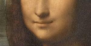 Мона Лиза се усмихва