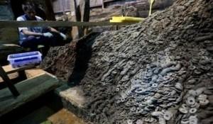 Откриха 10 тона монети в древна гробница в Китай