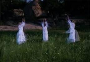 Самодивите са част от българския фолклор