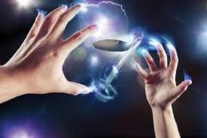 силата на мисълта предмети