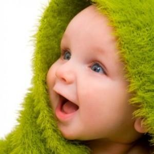 смее се бебе, съновник