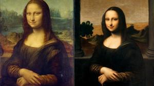 Мона Лиза оригинал