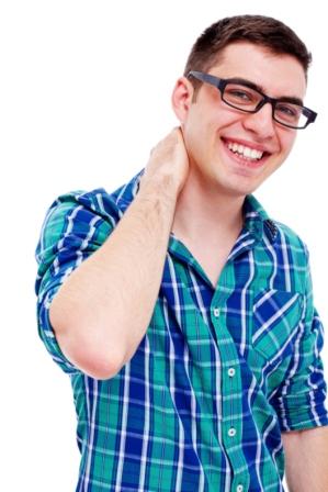 езикът на тялото при мъжете