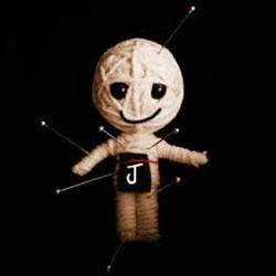 Ритуали за здраве с вуду кукла