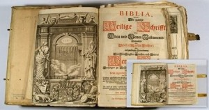 Старо издание на библията